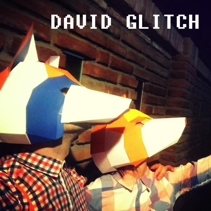 David Glitch - Album Cover